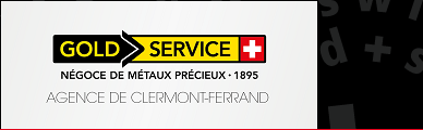 Gold Service Clermont-Ferrand (Image)